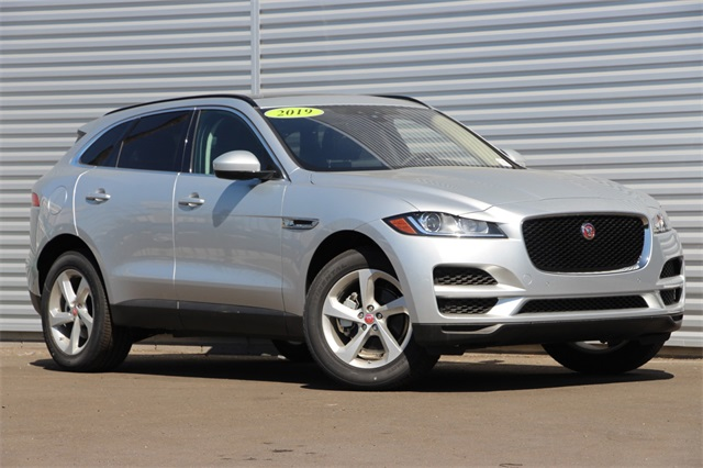 New 2019 Jaguar F-PACE Premium