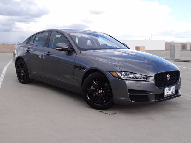 certified pre-owned 2018 jaguar xe 25t prestige sedan in fresno