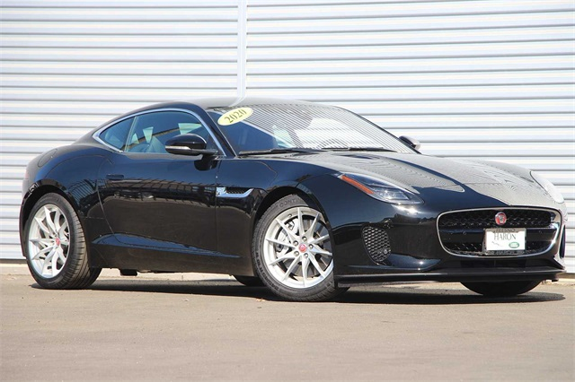 New 2020 Jaguar F-Type Coupe With Navigation