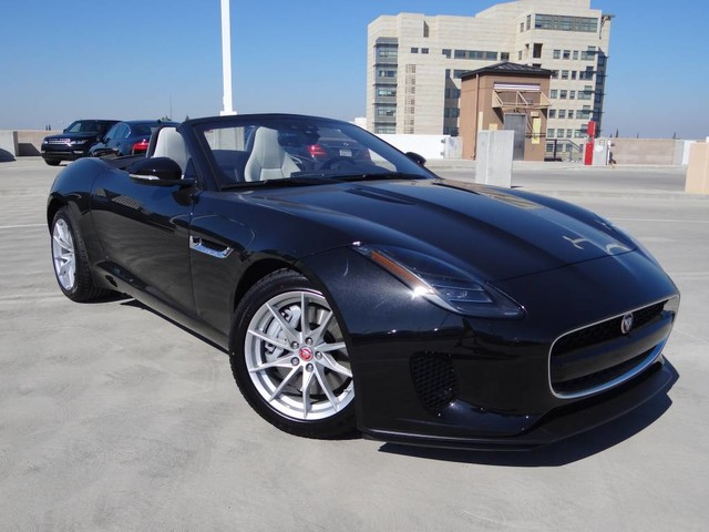 New 2018 Jaguar F TYPE 300hp Convertible 2.0L I4