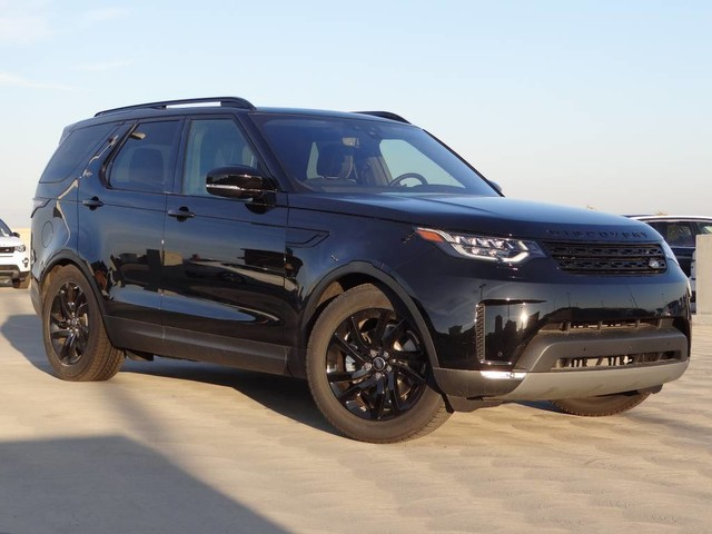 Certified Pre-Owned 2017 Land Rover Discovery HSE Td6