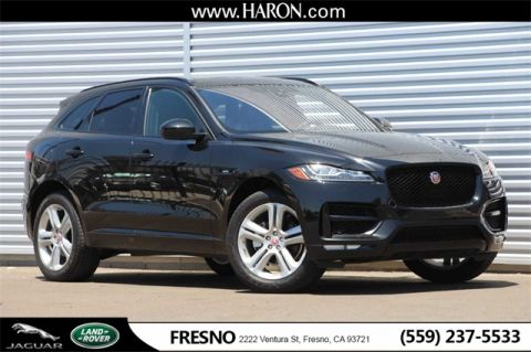 New 2019 Jaguar F-PACE R-Sport