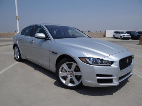 New 2018 Jaguar XE Pure 30t Premium