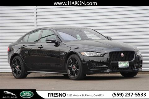 Certified Pre-Owned 2018 Jaguar XE 25t R-Sport
