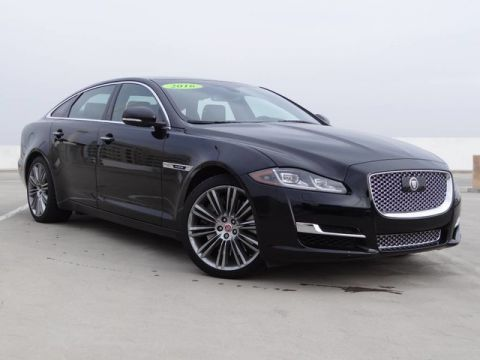 Certified Pre-Owned 2016 Jaguar XJ XJL Supercharged